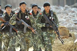 Как министерство обороны КНР будет контролировать мобильную связь военнослужащих