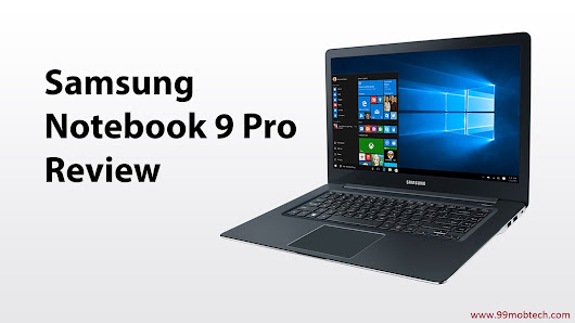 Samsung Notebook 9 Pro Launch, with its S Pen