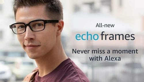 Amazon is releasing glasses that you can use to talk to Alexa