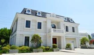 Villa 1100 m2 Cetak 3D WINSUN