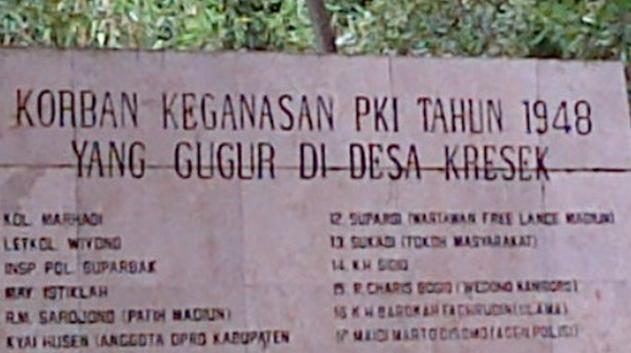 Dhani: Jika Cebonger Tuduh Soeharto Otak G 30S PKI, Siapa Dalang Pemberontakan PKI 1948?