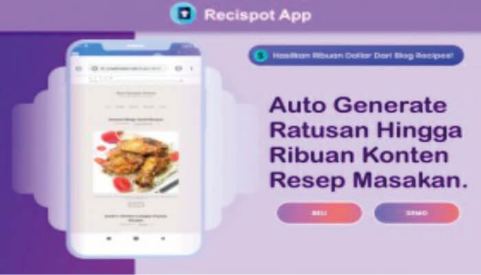 Recispot App