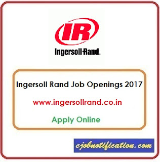 Ingersoll Rand Hiring Design Engineer Jobs in Bangalore Apply Online