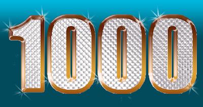 Berapa Jumlah Postingan Untuk 1000 Pageview ?