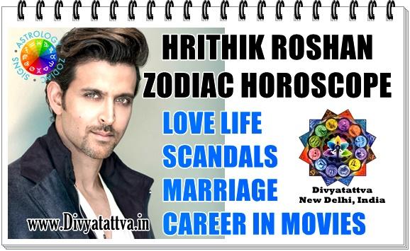 Hrithik Roshan Zodiac Sign Horoscope Astrology Birth Charts Analysis By Rohit Anand India