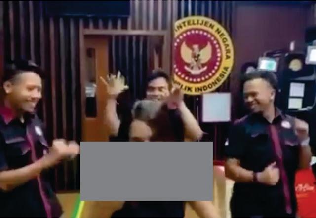 BIN Klarifikasi Soal Video Hana Hanifah Tiktok ada Logo BIN