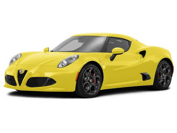 2015 Alfa Romeo 4C Prices, Reviews and Pictures