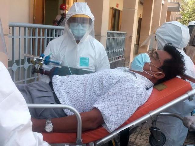 Số ca cách ly Covid-19 tại bệnh viện dã chiến Củ Chi đã tăng gấp đôi