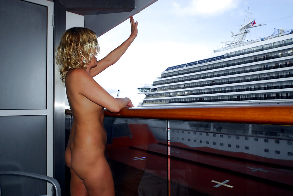 Honeymoon Sex On A Sea Cruise