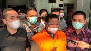 Skandal Suap Stop Penyelidikan Korupsi, Wali Kota Tanjungbalai Ditahan KPK