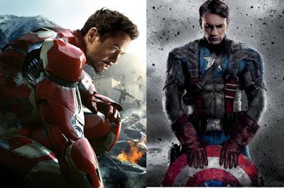 iron man, tony stark, steve rogers, captain america