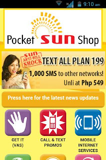 Pocket Sun Shop