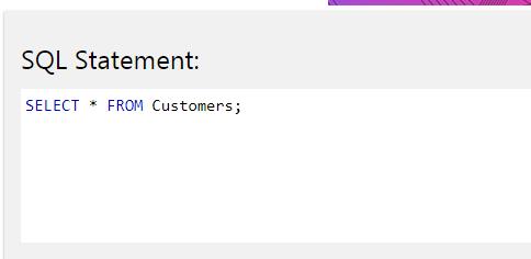 Hướng dẫn SQL