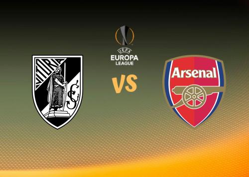 Vitória Guimarães vs Arsenal  Resumen y Partido Completo