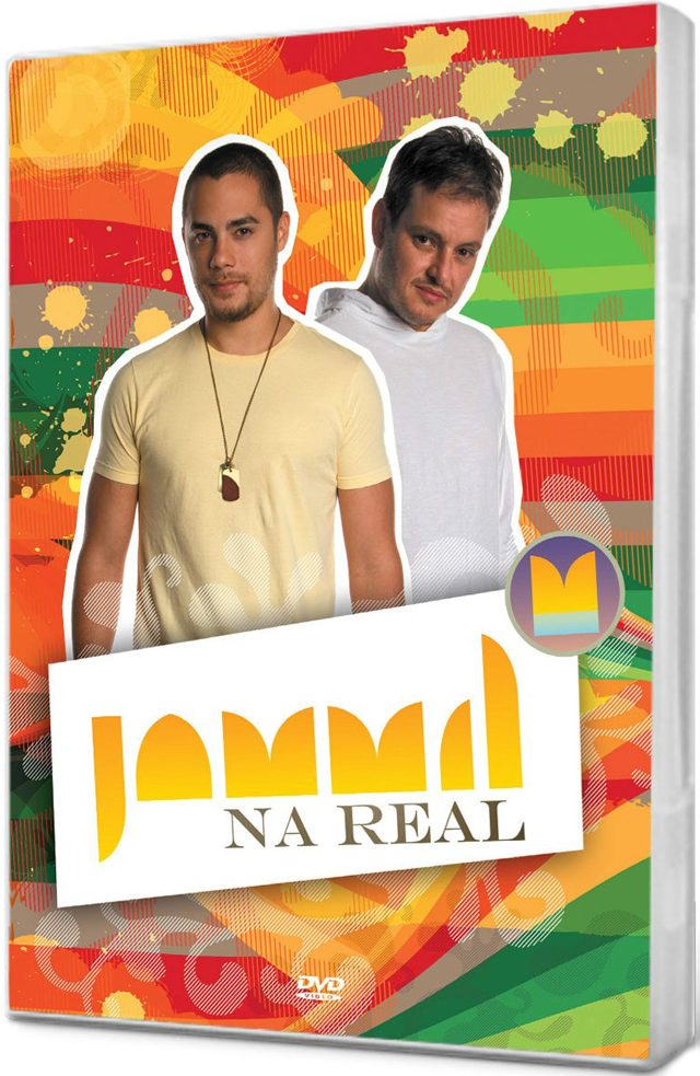 dvd jammil na real 2012
