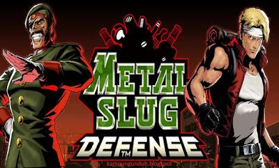 Download Metal Slug Defense Apk+Data For Android
