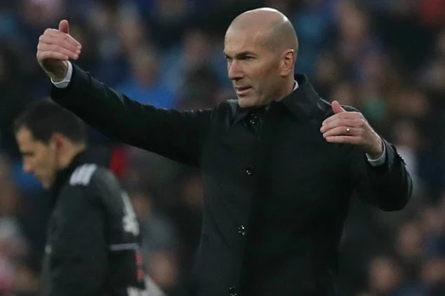 Zidane criticises Sevilla after controversial VAR calls