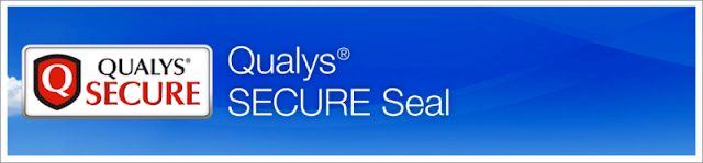 Make your website Safe for Online Buyers with Qualys SECURE Seal