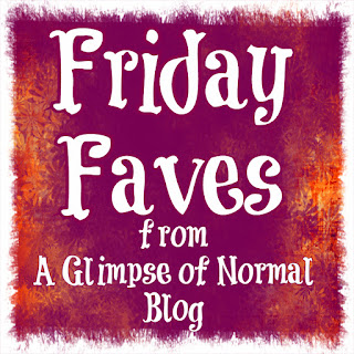 Friday Faves, A Glimpse of Normal. Crochet