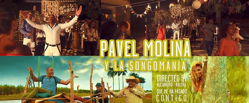 Pavel Molina y La Songomanía - ¨Que me ha pasado contigo¨ - Videoclip - Dirección: Alejandro Valera Losa. Portal Del Vídeo Clip Cubano - 01