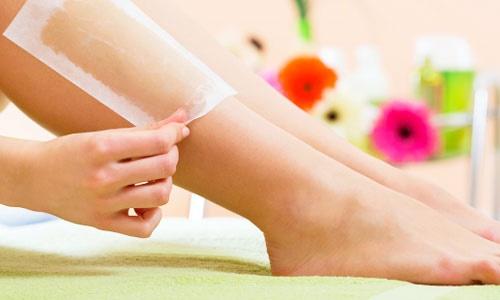 Cómo depilarse las piernas con cera