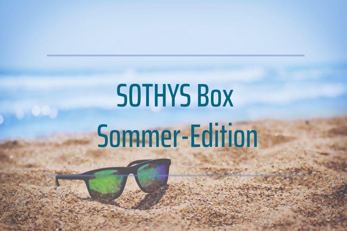 Unboxing und Inhalt - SOTHYS Box Sommer-Edition