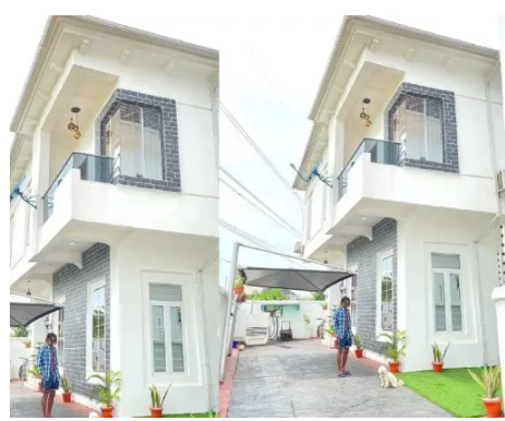 Nigerian Musician Fireboy buys a new house (Pictures)