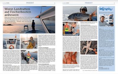 Excursiones de pesca turismo y turismo marinero en Mallorca con Pescaturismo