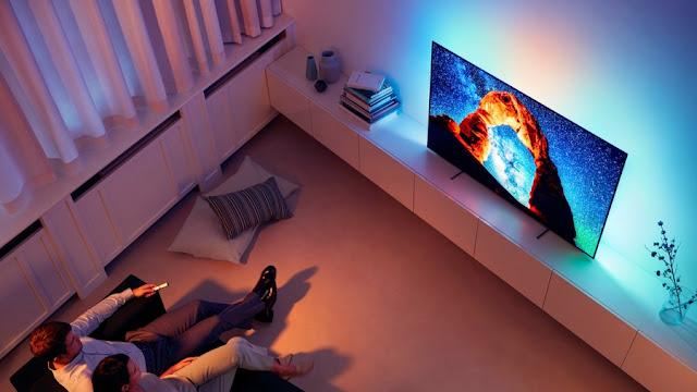 شاشات OLED وشاشات LED