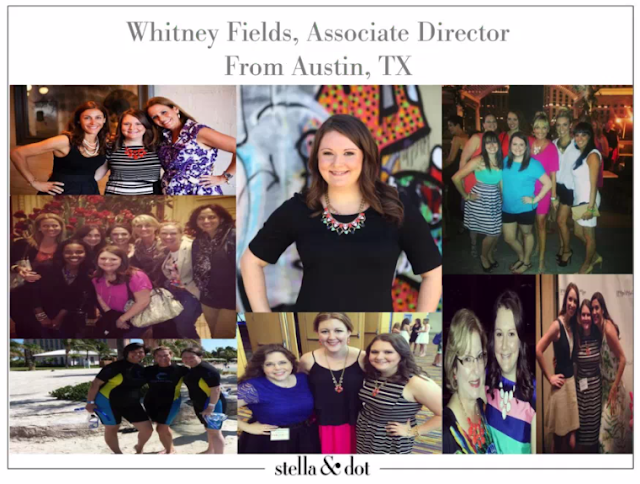 Stella & Dot Stylist Opportunity Webinar, April 2015