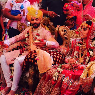 ravindra-jadeja-rivaba-solanki-wedding