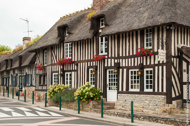 Tourgeville roadtrip Normandia Bretaña Francia viaje pueblos pintorescos