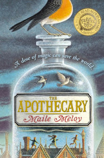 """Tween Book Group Reads """"The Apothecary"""" for May 10, 2018"""