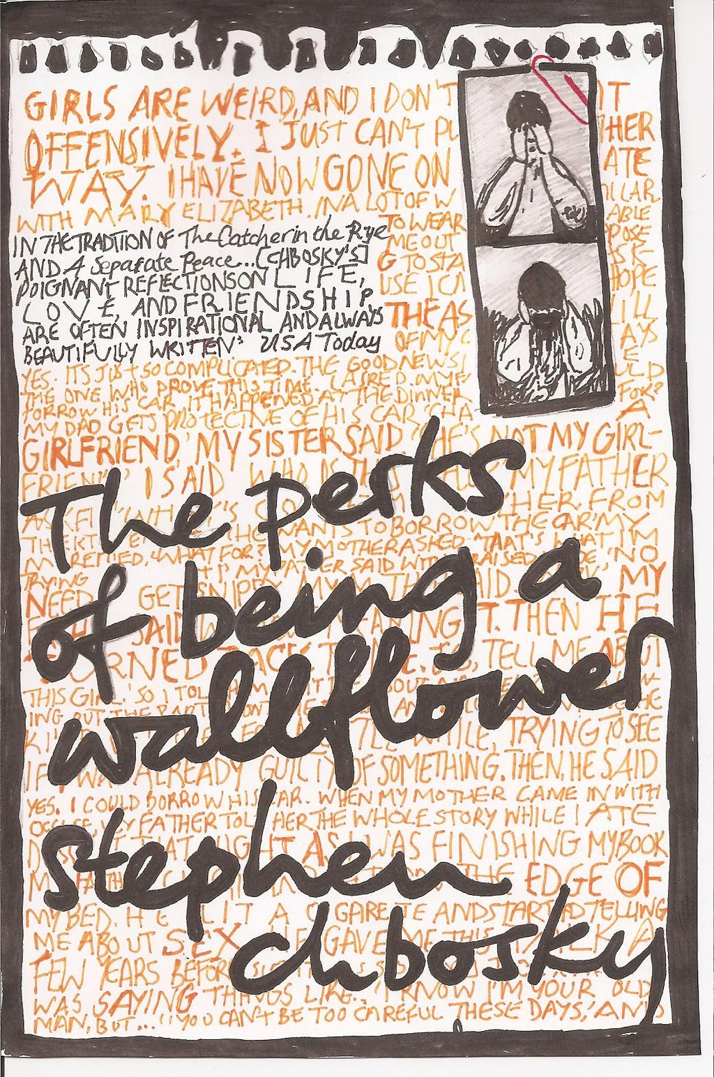 perks of being a wallflower book free download