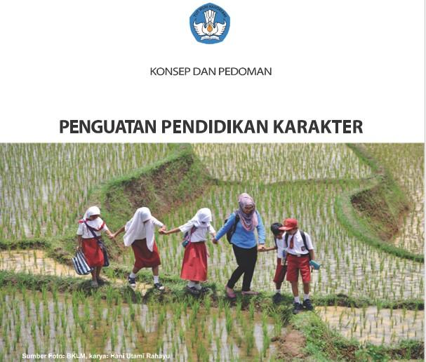 Buku Pedoman dan Konsep Pendidikan Karakter di Sekolah