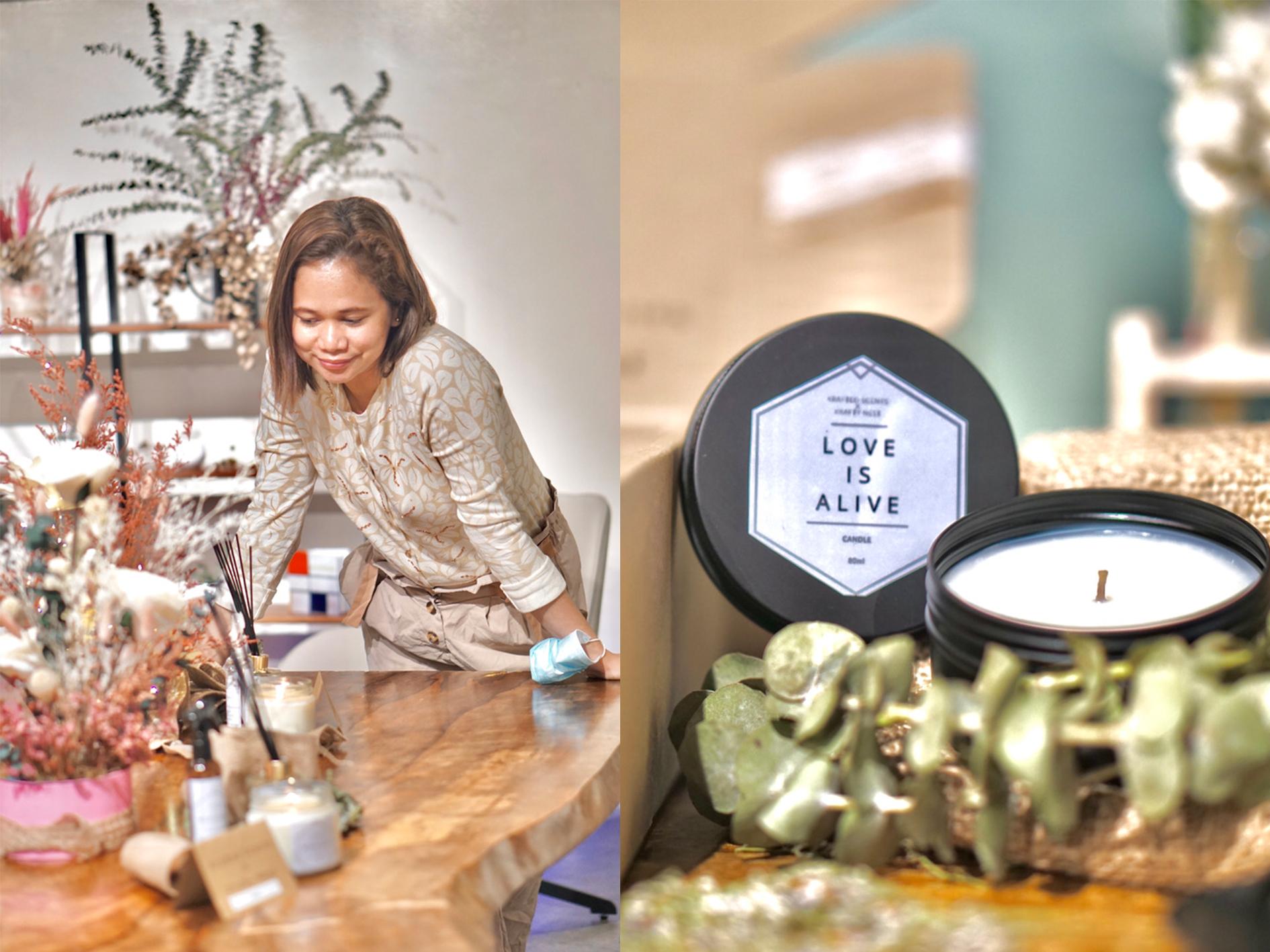 Cozier Home with Krafty Scents x Krafty Nest