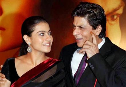 Shahruk Khan And Kajol