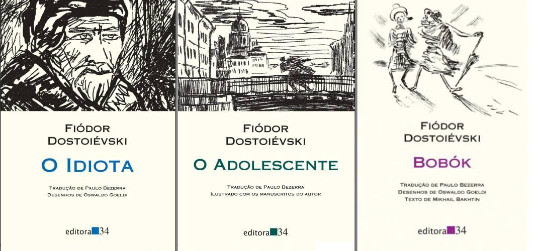 literatura paraibana paulo bezerra traducao russo Dostoievski gil messias