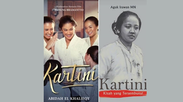 resensi novel kartini full halaman
