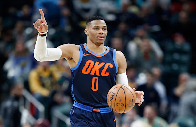 Russell Westbrook NBA top 10 players