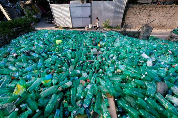 Norway Recycles 97% of their Plastic Bottles