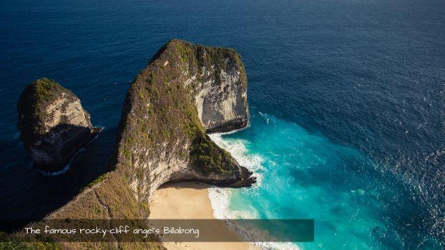 Surrounding islands in bali is Nusa Penida
