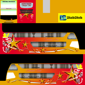 Livery Bussid Sempati Star SDD
