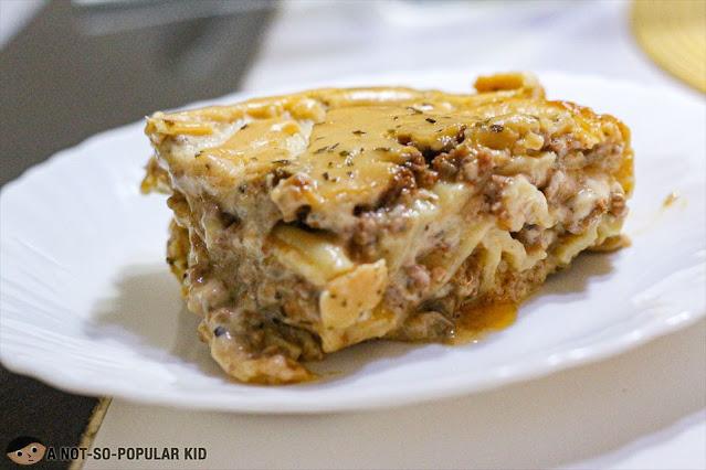 Bhest Lasagna's Premium Beef
