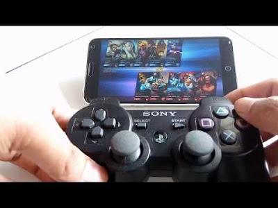 Tips Bermain Mobile Legends Menggunakan Stik PS2 Dengan Android Tanpa Root 2020