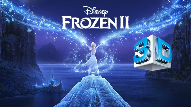 Frozen 2 (2019) 3D SBS Full 1080p Latino-Castellano-Ingles