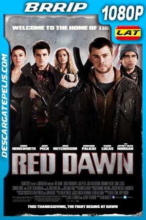 Amenaza roja (2012) BRrip 1080p Latino – Ingles