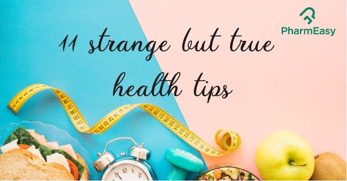 Health Tips The government is compelled
