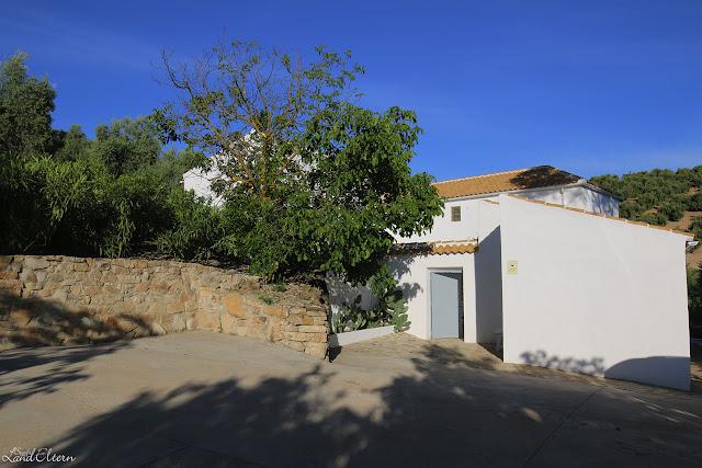 Urlaub mit Kindern - Andalusien - Spanien - Haus in Olivenplantage