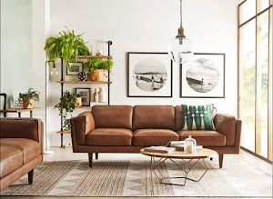 Mezcla estilos de decoración en tu sala